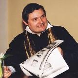 Во время семинаров в Литве, 2005 год.