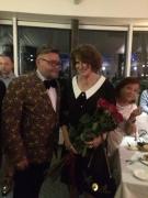 Маэстро и  Фанни Ардан во Владивостоке