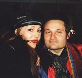 С Наташей Медведевой