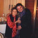 С Людмилой Лопато