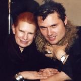 С дизайнером моды Татьяной Котеговой