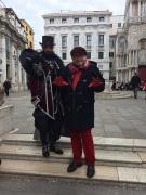 Венецианский карнавал. Оборотень