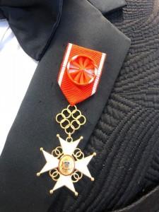 Орден вручен!