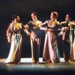 1986 Per corsi di una passagiata Balletto di Toscana, Firenze Chor Eugenio Poliakov, cost Alexandre Vassiliev (1)